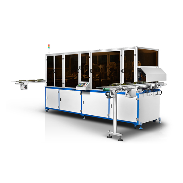 SXAE-280 Fully Automatic Chain Screen Printing And Hot Stamping Machine